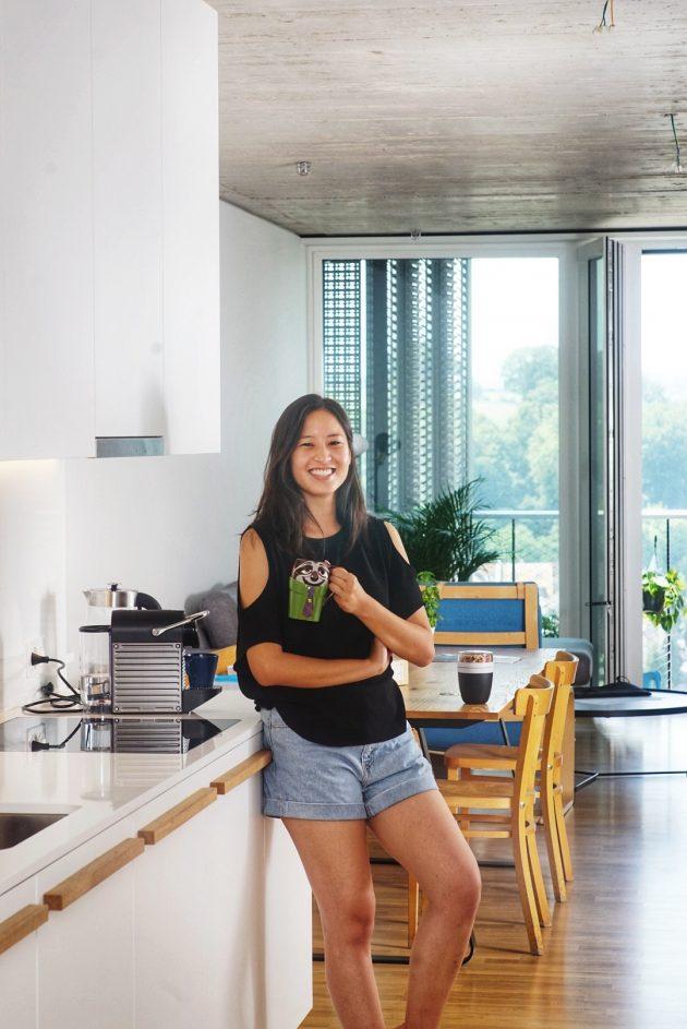photovoice kitchen women