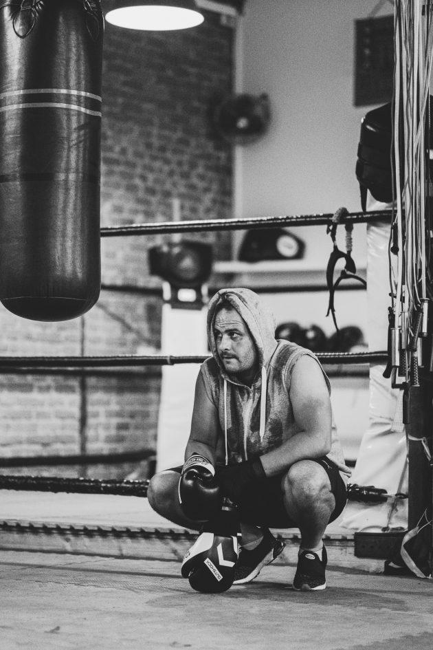 riverside boxing training pause