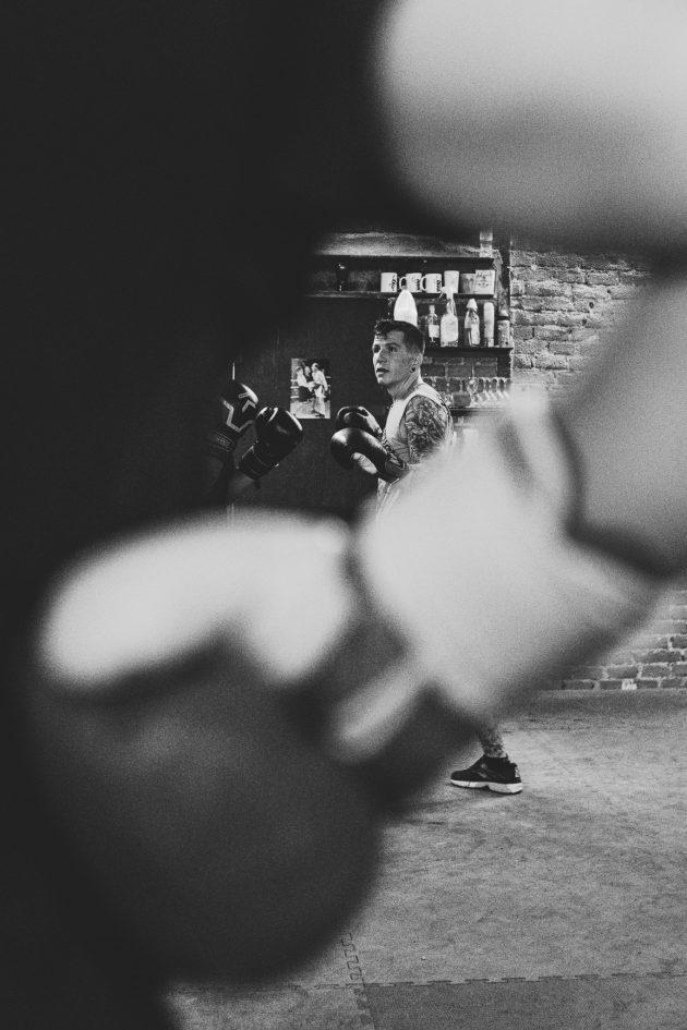 riverside boxing technique instructions
