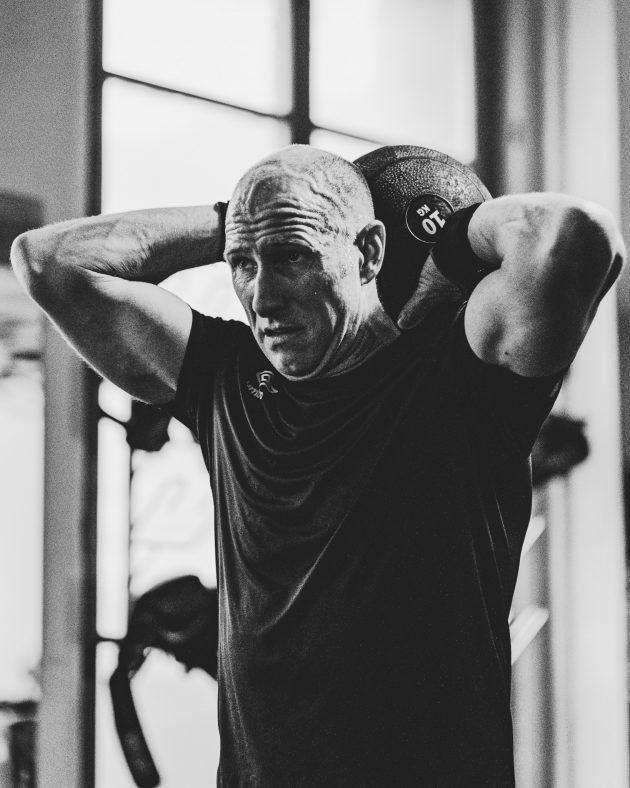 riverside boxing strength training