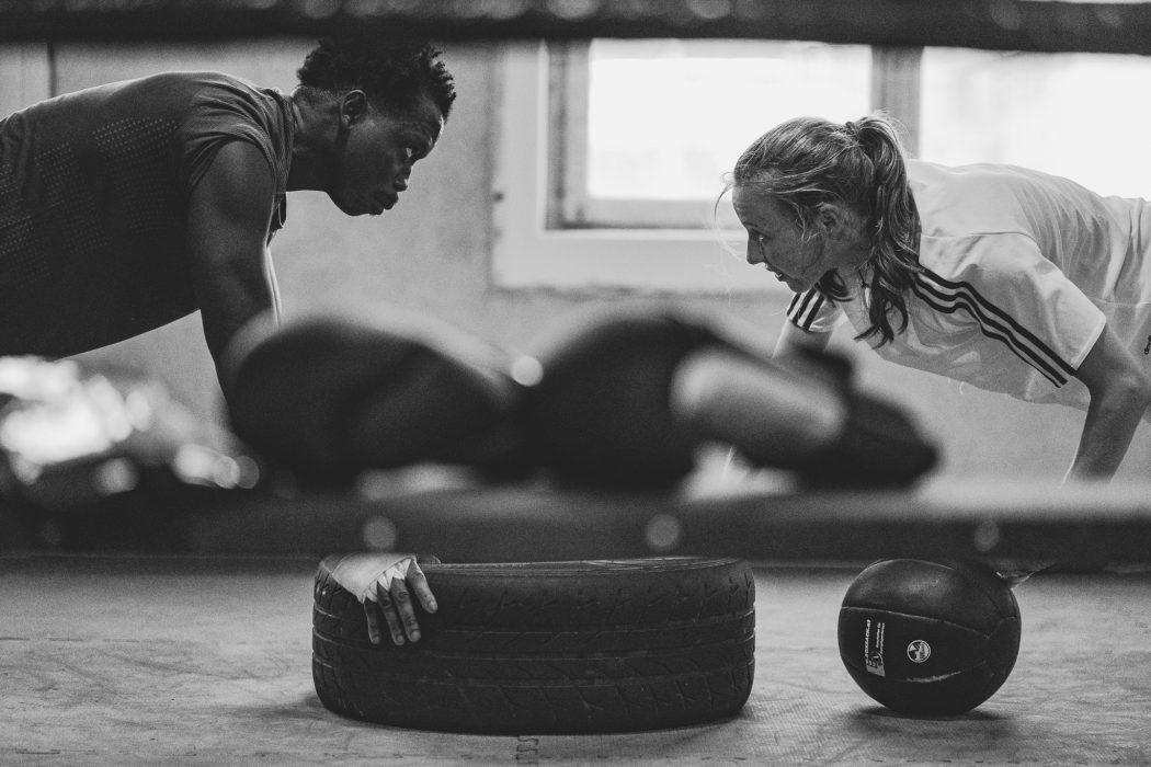 riverside boxing strength training ball
